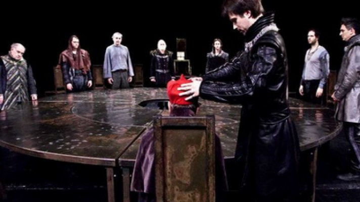 SUCCESSFUL TOUR OF PRODUCTION HENRY VI AT THE FIRST INTERNATIONAL BALKAN COUNTRIES' THEATRE FESTIVAL IN BURSA