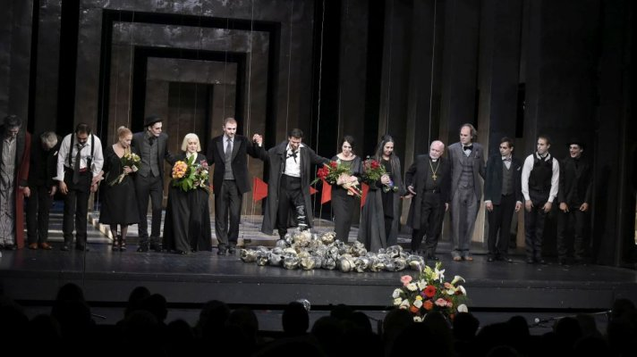 SHAKESPEARE'S RICHARD III, WITH IGOR ĐORĐEVIĆ IN THE TITLE ROLE, PREMIERES ON THE MAIN STAGE