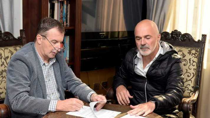 The National Theatre in Belgrade and the National Theatre of Greece from Athens Sign the Protocol on Long-Term Cooperation