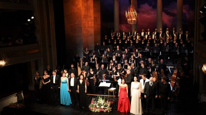 150th Season of the National Theatre in Belgrade Closes with a Traditional Opera Gala Concert