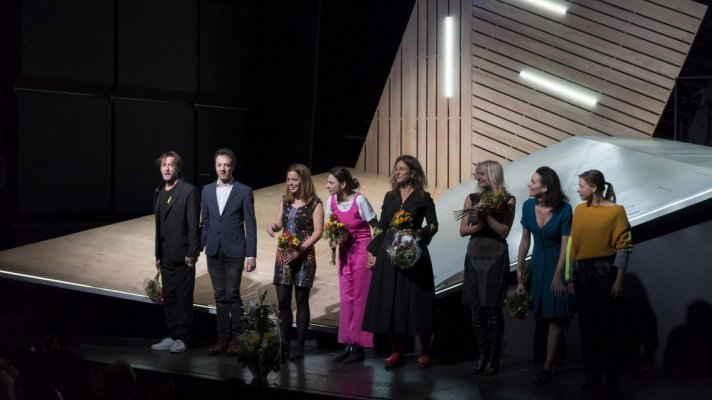 "World Premiere of Milena Marković's New Play Meadow of Darkness Takes Place at the ""Raša Plaović"" Stage"